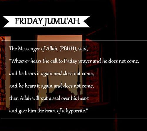 friday jumuah